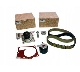 Pachet revizie Dacia Logan II cu Kit Distributie si Pompa Apa 130C11508R/210107477R