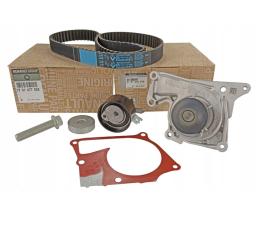 Pachet revizie Dacia Duster 1.5 DCI cu Kit Distributie si Pompa Apa 7701477028/210107477R