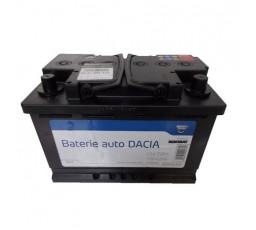 Baterie auto 70 Ah 720 A(EN) 12V Dacia 6001547711