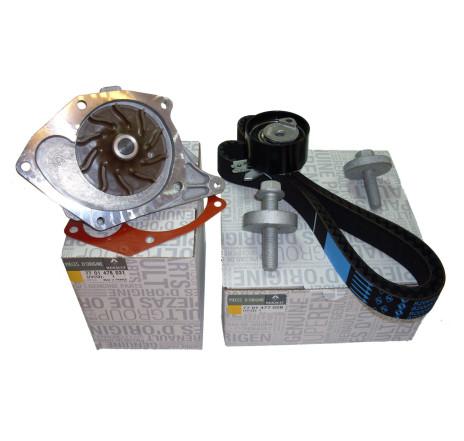 Pachet revizie  Dacia Logan 1.5 DCI cu Kit Distributie si Pompa Apa 7701477028/7701478031