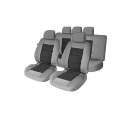 Set huse scaun lux premium gri UMB4