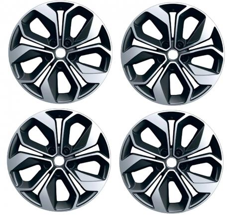 Set 4 Jante Aliaj ORIGINALE Renault Megane IV, Talisman ET46 7.5 J X 18CH 5 403006336R
